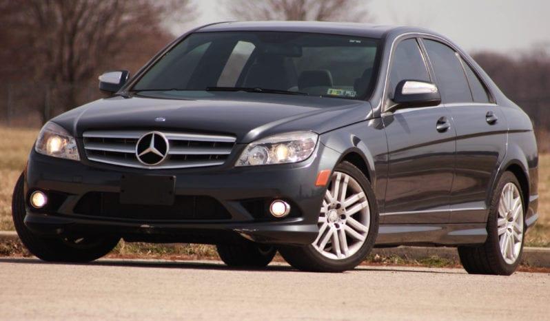 2008 Mercedes-Benz C300 4MATIC