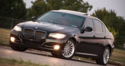 2009 BMW 335xi, CarFax Certified, Navigation