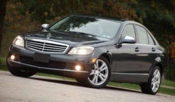 2009 Mercedes-Benz C300 Luxury 4MATIC, Navigation, Bluetooth full