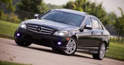 2009 Mercedes-Benz C300 Luxury, CarFax Certified