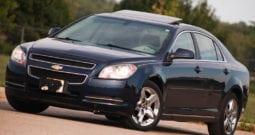 2010 Chevrolet Malibu, 1-Owner, Bluetooth