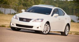 2010 Lexus IS 250 AWD, CarFax Certified, Navigation