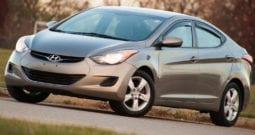 2011 Hyundai Elantra Limited, CarFax Certified, Bluetooth