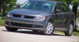 2012 Volkswagen Jetta, 5-Speed Manual