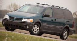 2003 Pontiac Montana, CarFax Certified, DVD Rear Entertainment System