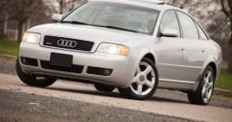 2003 Audi A6 Quattro, CarFax Certified, Heated Seats