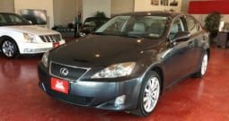 2006 Lexus IS 250 AWD, CarFax Certified, Sunroof, AUX