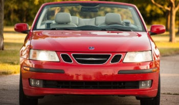 2004 Saab 9-3, Convertible, CarFax Certified, full