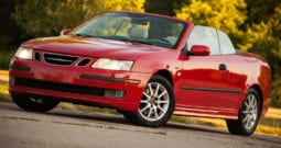2004 Saab 9-3, Convertible, CarFax Certified,