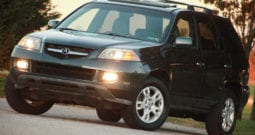 2005 Acura MDX Touring, CarFax Certified, 3rd Row Seats, BOSE