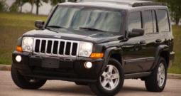 2008 Jeep Commander Sport, CarFax Certified, AWD