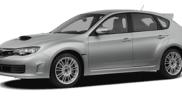 2010 Subaru Impreza WRX STI,