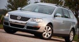 2007 Volkswagen Passat Wagon, Sunroof, Heated Seats, CarFax Certified