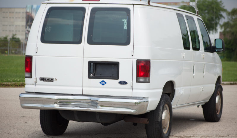 2003 Used Ford E-350 Cargo Van For Sale full
