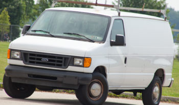 2003 Used Ford E-350 Cargo Van For Sale