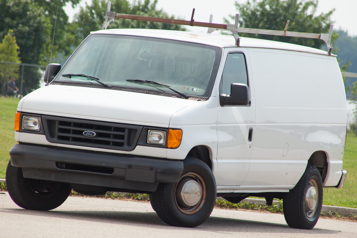 ford e 350 cargo van 1 owner carfax certified used car with warranty. Black Bedroom Furniture Sets. Home Design Ideas