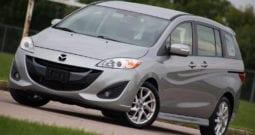 2013 Mazda MAZDA5 Minivan, 3rd Row Seats, Bluetooth
