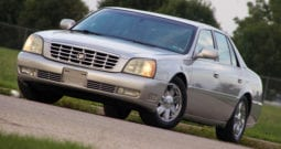 2004 Cadillac DeVille DTS , CarFax Certified, One Owner