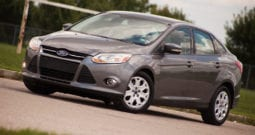 2012 Ford Focus, Low Miles, Low Price, 38 MPG
