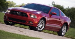 2013 Ford Mustang, One Owner, Bluetooth, 6-Speed Manual