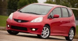 2010 Honda Fit Sport, 1-Owner, AUX