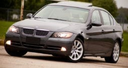 2007 BMW 335xi, 1-Owner, Navigation, Sunroof, AWD