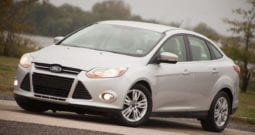 2012 Ford Focus SEL, CarFax Certified, Bluetooth, AUX