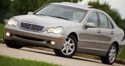 2004 Mercedes-Benz C240, CarFax Certified, Bluetooth