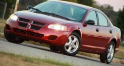 2004 Dodge Stratus, CarFax Certified