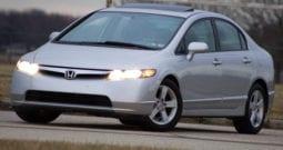 2006 Honda Civic EX, 5-Speed Manual, CarFax Certified