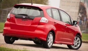 2010 Honda Fit Sport, 1-Owner, AUX full