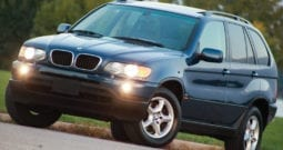 2002 BMW X5, CarFax Certified, 1-Owner, Navigation