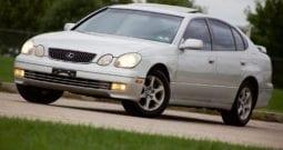 2002 Lexus GS 300, Sunroof, Heated Seats