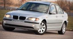 2004 BMW 325i, CarFax Certified, Sunroof, Heated Seats