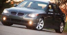 2006 BMW 530i, CarFax Certified, 6-Speed, Sport