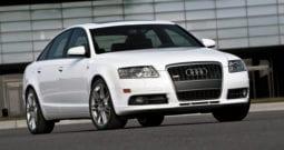 2008 Audi A6 Quattro,