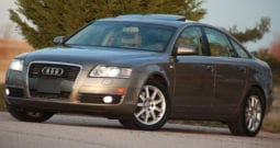 2005 Audi A6 Quattro, Dealer Serviced, One Owner, CarFax Certified