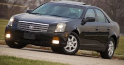 2005 Cadillac CTS, 1-Owner, Dealer Serviced, CarFax Certified