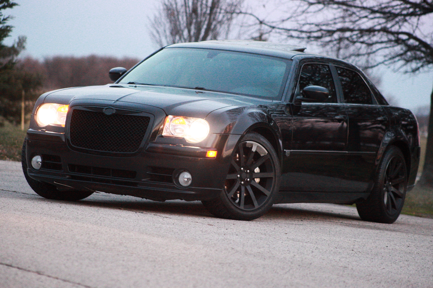 Chrysler 300srt >> 2006 Chrysler 300C SRT-8, Navigation, CarFax Certified, DVD Rear Entertainment