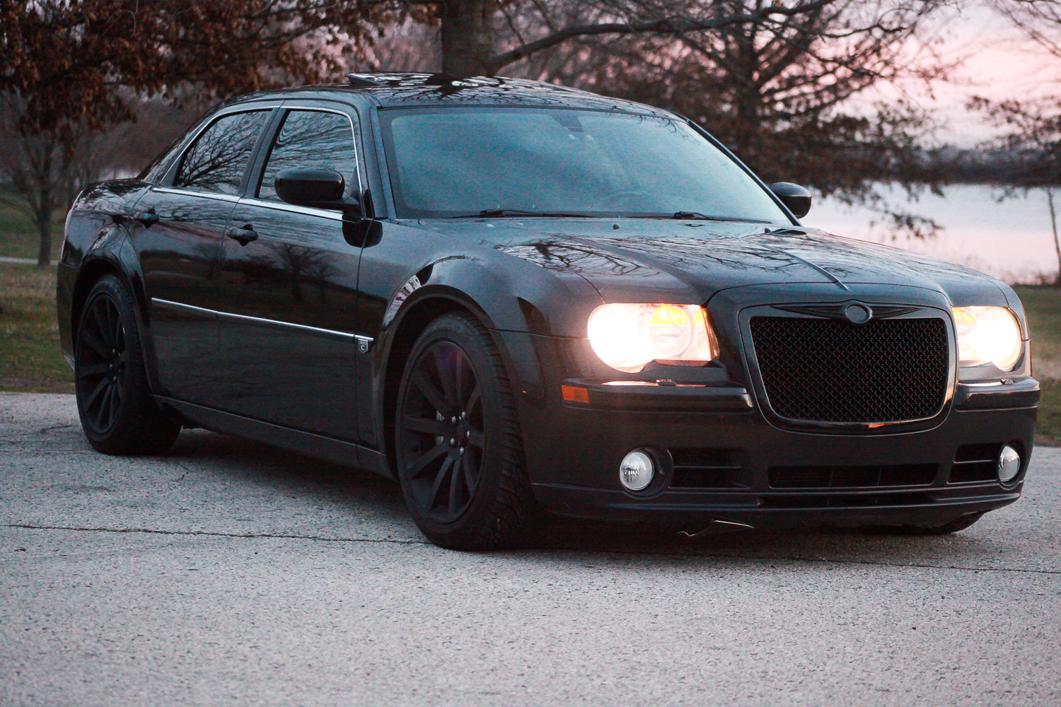 2006 chrysler 300c srt 8 navigation carfax certified. Black Bedroom Furniture Sets. Home Design Ideas