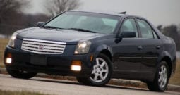 2007 Cadillac CTS, CarFax Certified, Bluetooth, Sunroof