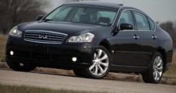 2007 Infinity M35x, Navigation, AWD, 1-Owner, Dealer Serviced