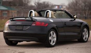 2008 Audi TT Convertible, CarFax Certified, Heated Seats full