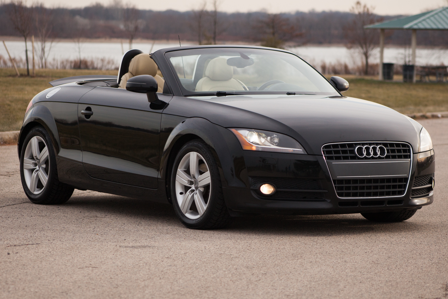 2008 audi tt convertible carfax certified heated seats. Black Bedroom Furniture Sets. Home Design Ideas