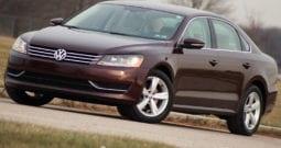 2012 Volkswagen Passat SE, Heated Seats, CarFax Certified