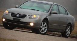 2004 Nissan Altima SE, CarFax Certified