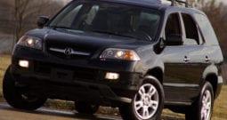 2005 Acura MDX Touring, 3rd Row Seats, BOSE, Navigation