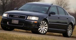 2005 Audi A8 Quattro, CarFax Certified, Navigation, BOSE