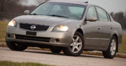 2005 Nissan Altima SE, 1-Owner, Sunroof, Low Miles