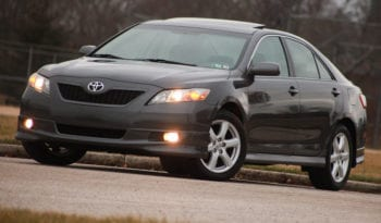 2007 Toyota Camry SE, 5-Speed Manual, 1-Owner, Dealer Serviced